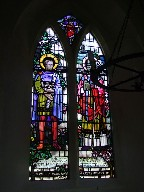 Margaret Rope: St Edmund and St Felix