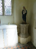 BVM and old font stem